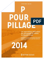 P Pour Pillage - 2014