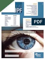 Vestibular UFP 2015 1