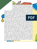 fs 2 narrative report