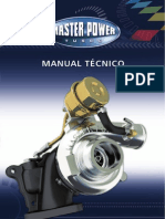 Turbo Compressor Master Power