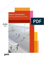 Select Case Studies Government and Public Sector Consulting