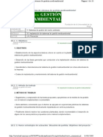 Módulo 10. Implantación de Sistemas de Gestión Medioambienta