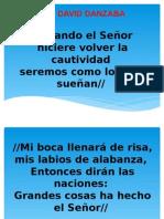 CUANDO EL SEÑOR HICIERA VOLVER LA CAUTIVIDAD.pptx