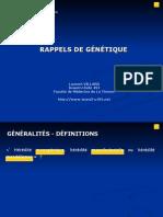 2006 Rappels Genetique (1)