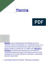 1821 Planning Intro