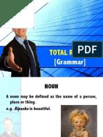 Total Recall GRAMMAR