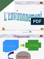 L Environnement