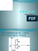 FISICA III Problemas