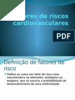 Fatores de Riscos Cardiovasculares