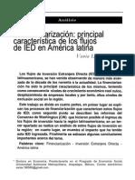 Lopez Toache (2014) - Iade - Ied y Financiarizacion