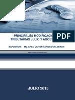 20150827 Victor Vargas Act Trib Jul Ago