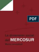 MERCOSUR - La Dimension Social Del MERCOSUR