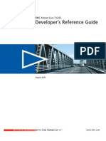 BMC Atrium Core 7.6.03 Developer's Reference Guide