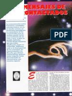 Contactados - Los Mensajes de Los Extraterrestres R-006 Mon Nº020 - Mas Alla de La Ciencia - Vicufo2