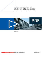 BMC Remedy Action Request System 7.6.04 - Workflow Objects Guide