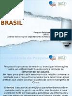 Brasil - missões
