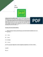 Soal Siap Ukg Smp Ipa 2015