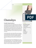 Chanakya Volume I Issue IV