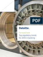 regulatory trends for 2015 in banking