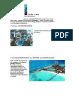 itinerario cancun
