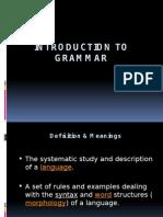 TOG-What is Grabgmmar