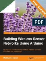 Building Wireless Sensor Networks Using Arduino - Sample Chapter