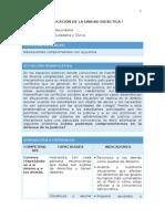 """FCC - Planificación Unidad 1 -"""" comprometidos con la justicia""""to Grado"""
