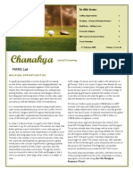 Chanakya Volume I Issue XI