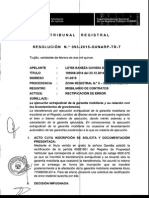 Resolución N° 093-2015-SUNARP-TR-T