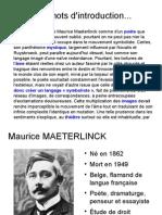 Diapo Maeterlinck