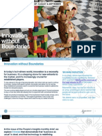 Innovation Without Boundaries - People's Insights Aug & Sept 2015