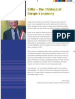 SMEs – the lifeblood of Europe's economy
