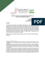 Desafios e Perspectivas Contemporâneos Impostos a Política de Assistência No Brasil