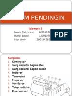 Praktikum Motor Bensin