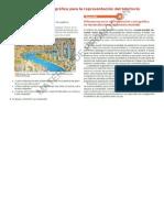 Las Escalas Numérica y Gráfica Para La Representación Del Territorio