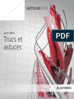 AutoCAD 2016 Tips and Tricks (FR)