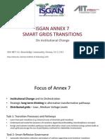 Smart Grid Socio-Institutions
