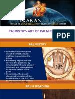 Palmistry- Art of Palm Reading by Karan Sharma