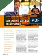 Ser Magazine Oktober 2015 - Interview Martijn Aslander