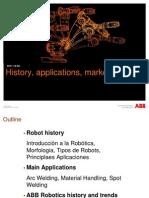 ABB History of Robots