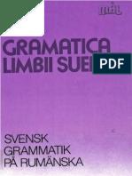 Gramatica Limbii Suedeze