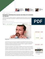 Excêntrico Americano Faz Sucesso Com Dicas de Economia Na Internet _ Economia _ Notícias _ VEJA