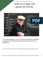 Jaime Escalante en El Siglo XXI_ Todavía Con Ganas de Triunfar _ the Best Schools