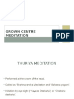 PPT - Grown Centre Meditation