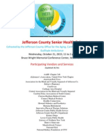 Jefferson County SHF 2015