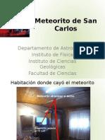 Fotos Meteorito San Carlos