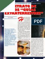 Contactados - Retrato de Los Guias Extraterrestres R-006 Mon Nº020 - Mas Alla de La Ciencia - Vicufo2