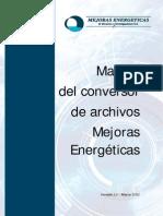 Manual Mejoras Energeticas
