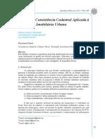 Analise Consistencia Cadastral