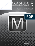MangaStudio5.0.4ToolSettingGuide